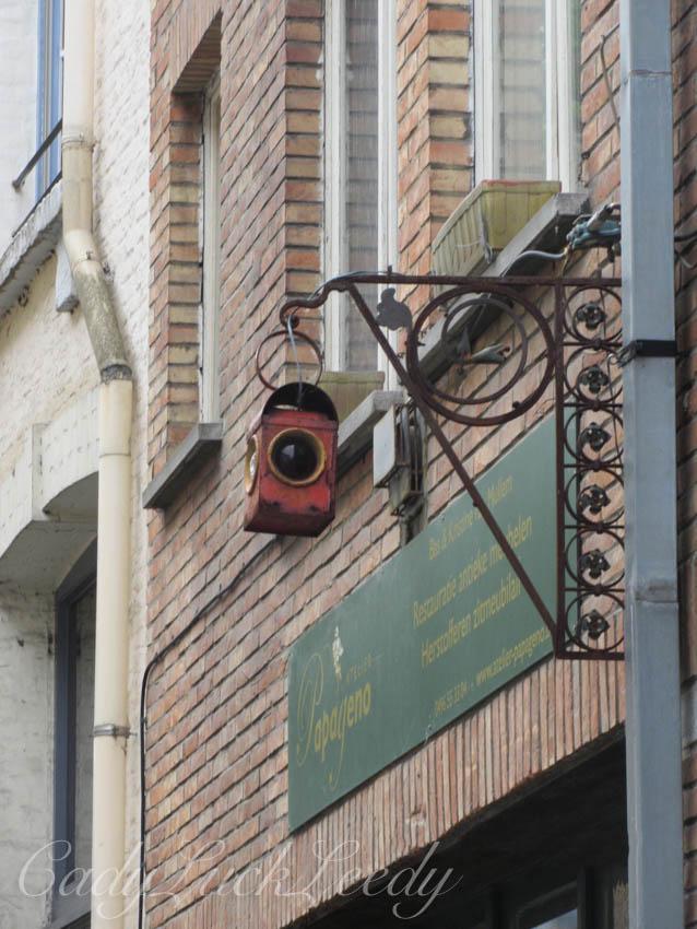 Old Lanterns, Brugge, Belgium