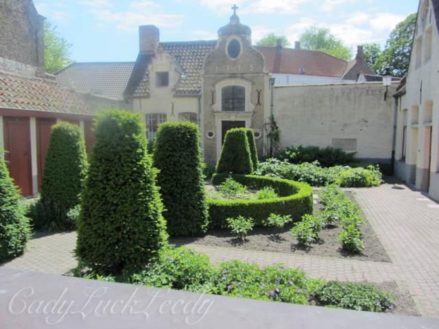 Beautiful Gardens to See, Begijnhof