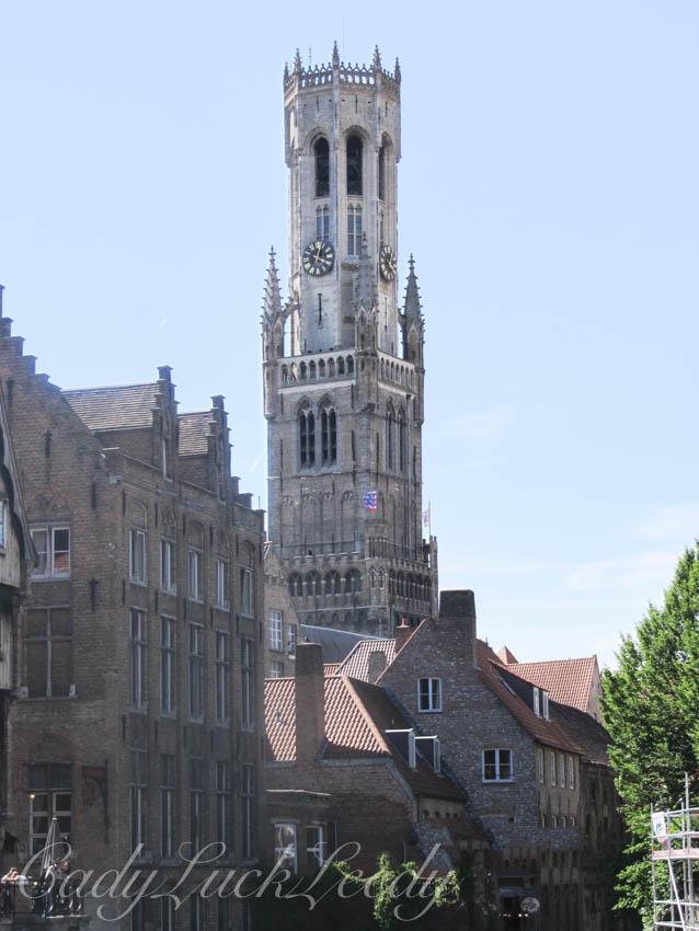 Strolling Through Brugge, Belgium