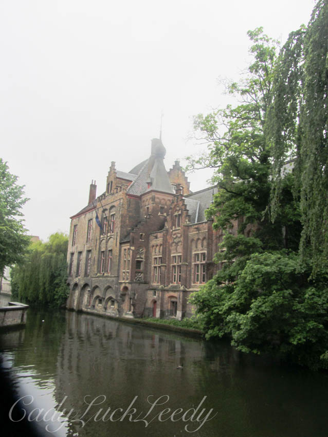 Along the Canals, Brugge, Belgium