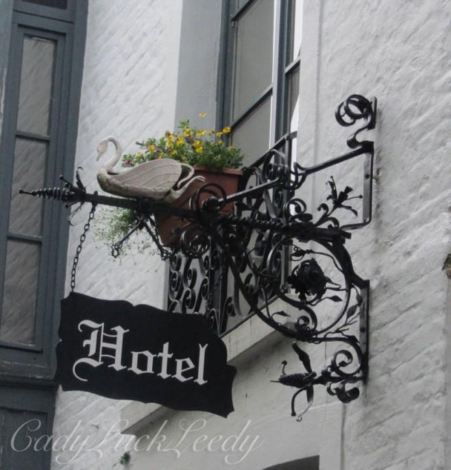 The Swann Hotel, Brugge, Belgium