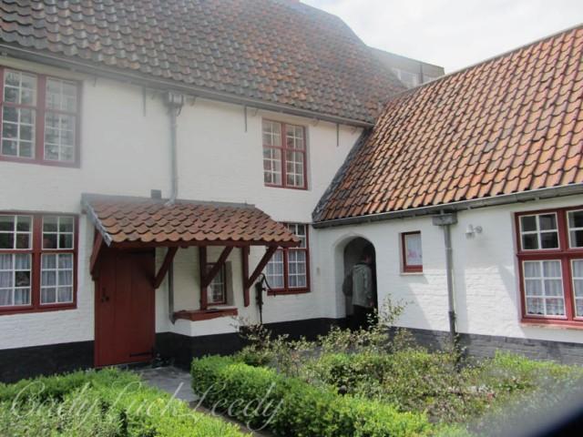 The Retirement Homes in Begijnhof
