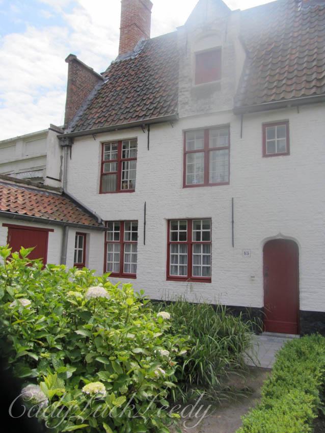 The Houses of Begijnhof
