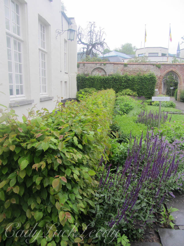The Gardens in Begijnhof