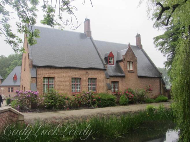 Chateau of Loppem, Belgium