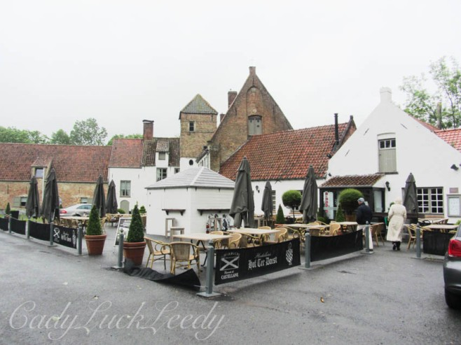 The Restaurant at Ter Doest, Belgium