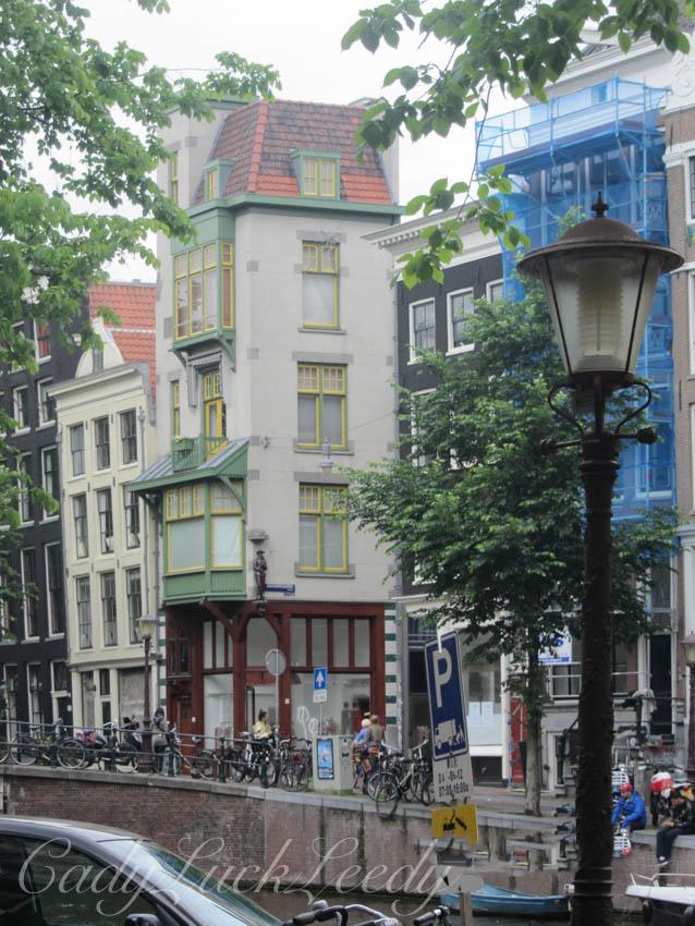 Cozy Amsterdam! More Bikes!