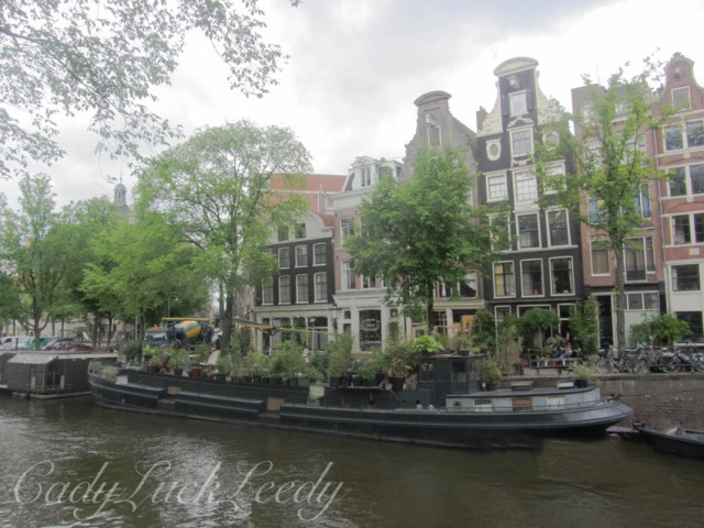 Along the Canals, Amsterdam, the Netherlands