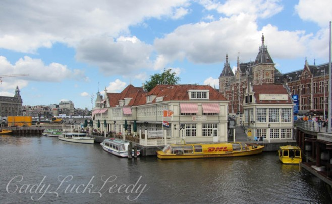 Boat Tours, Amsterdam