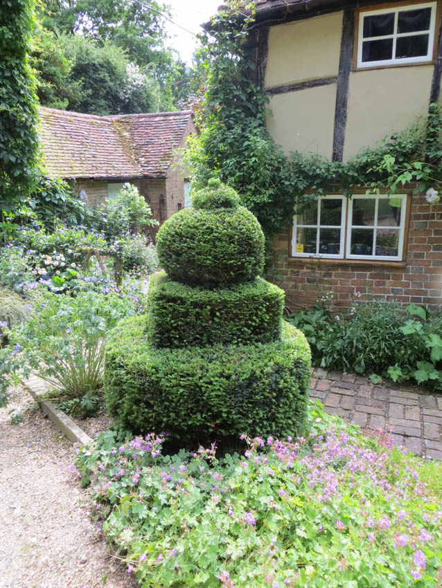 The Topiaries at North Hall