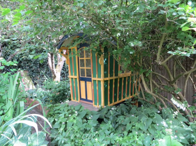 The Tiny Gypsy Caravan, Whites Cottage, Fletching, Uckfield