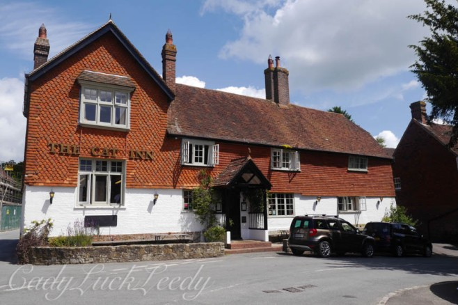 The Cat Inn, West Hoathly, Sussex