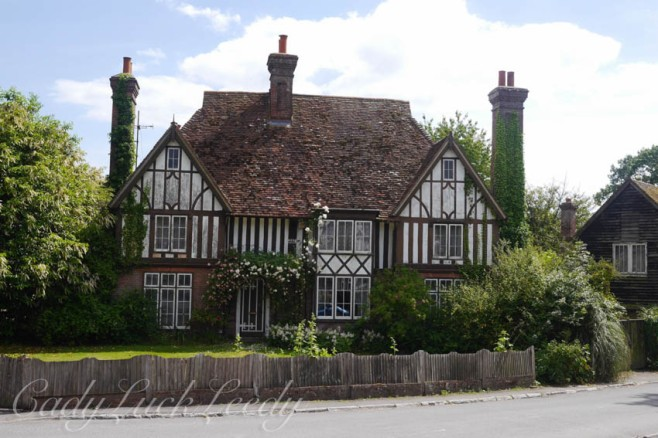 The Tudor Cottage in Fletching, Uckfield