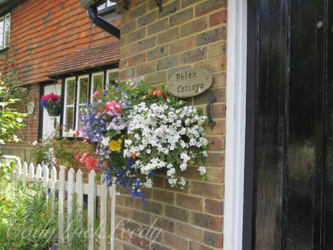 Rose Cottage and Phlox Cottage, West Hoathly, Sussex