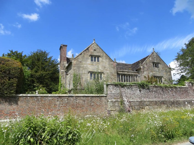 The Manor House, West Hoathly, Sussex
