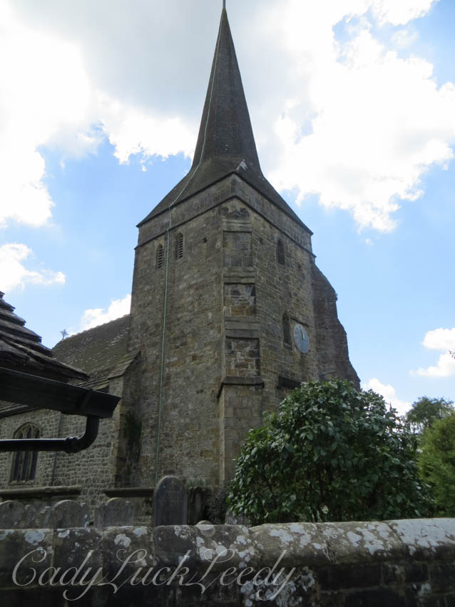 St Margaret's Church, West Hoathly, Sussex