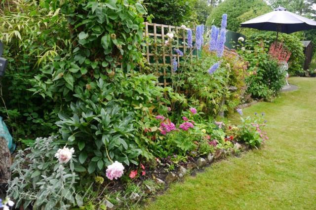 Lots of Plants Packed in Here! 1 Herrings Cottage, Warninglid