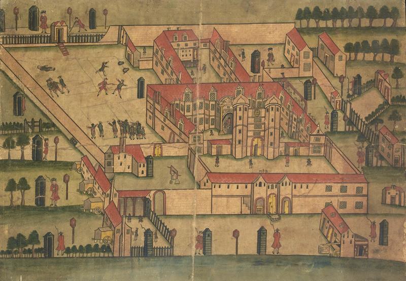 Chateau de Sissinghurst