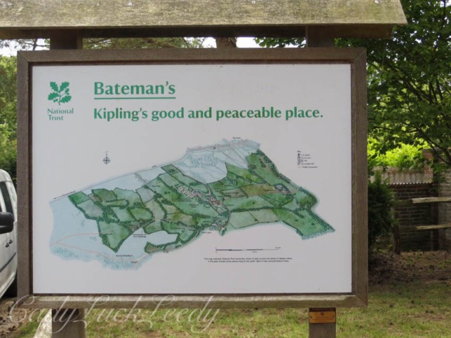 Bateman's, Burwash, East Sussex, UK