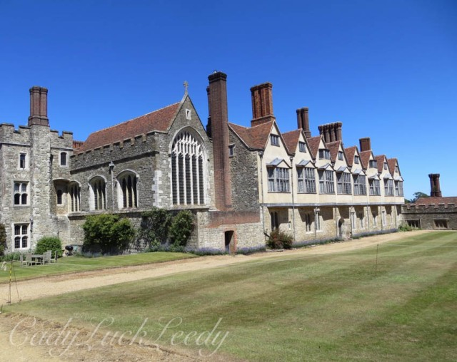 The Chapel at Knole, Sevenoaks, Kent, UK