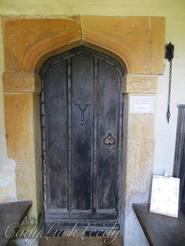 The Door Bell at Bateman's, Burwash, East Sussex, UK