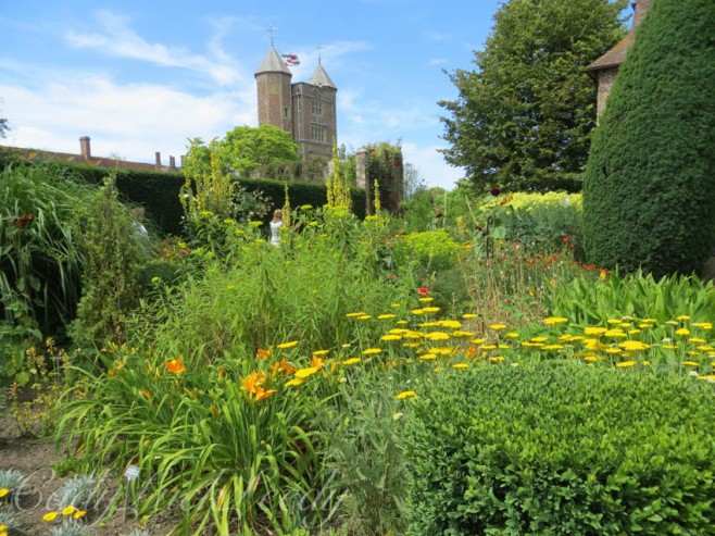 Sissinghurst Gardens, Cranbrook, Kent, UK
