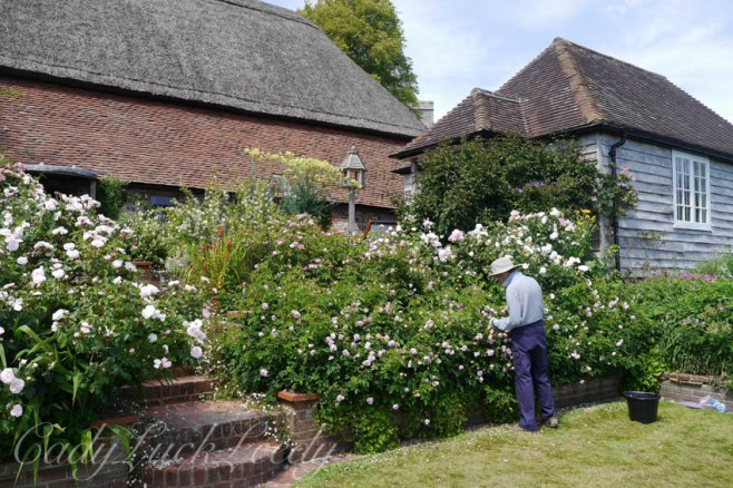 Alfriston Clergy House, Alfriston, Sussex, UK