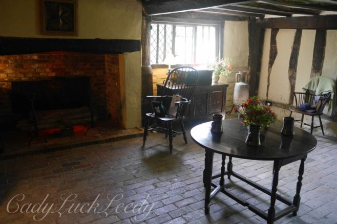 Alfriston Clergy House, Alfriston, Sussex, UK