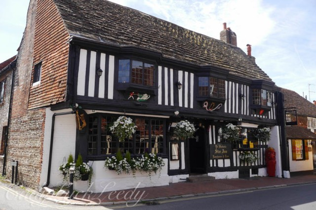 The Star Inn, Alfriston, Sussex, UK