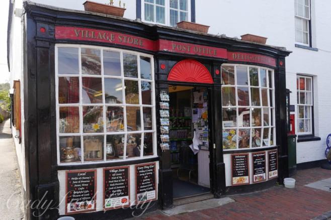 The Village Store, Alfriston, Sussex, UK