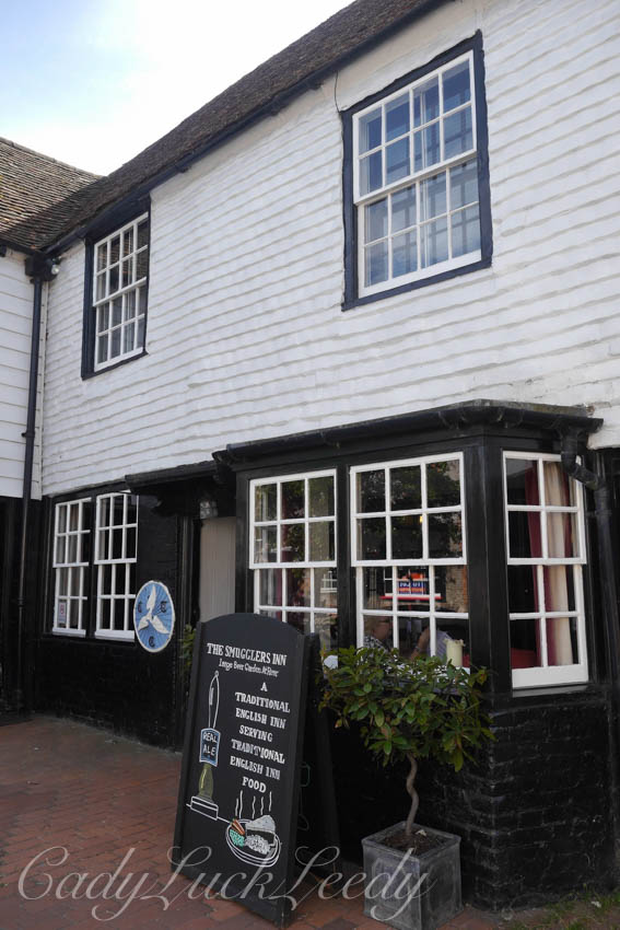 Smugglers Inn, Alfriston, Sussex, UK
