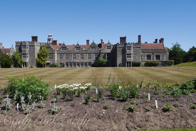 The Garden at Knole, Sevenoaks, Kent, UK