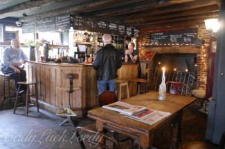 """The Wooley"" at the Woolpack Hotel, Tenterden, Kent, UK"