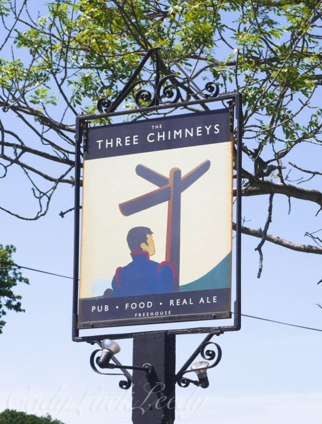 The Three Chimneys, Biddenden, Kent, UK