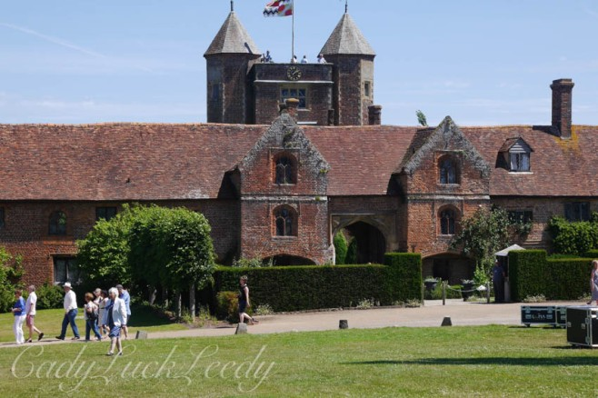 Sissinghurst Castle, Cranbrook, Kent, UK