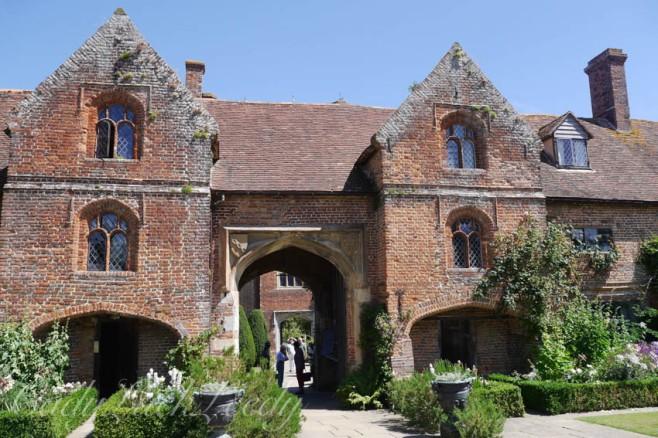 Sissinghurst Castle, Cranbrook, Kent, UK