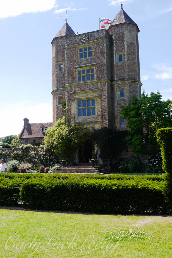 Prospect Tower, Sissinghurst, Kent, UK