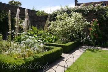 The White Garden, Sissinghurst, Kent, UK