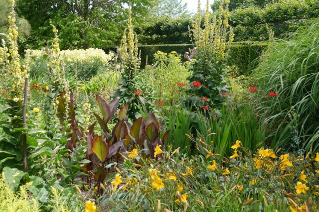 The Cottage Garden, Sissinghurst , Kent, UK