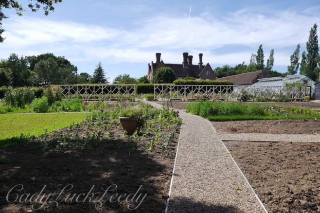 The Herb Garden, Sissinghurst, Kent, UK