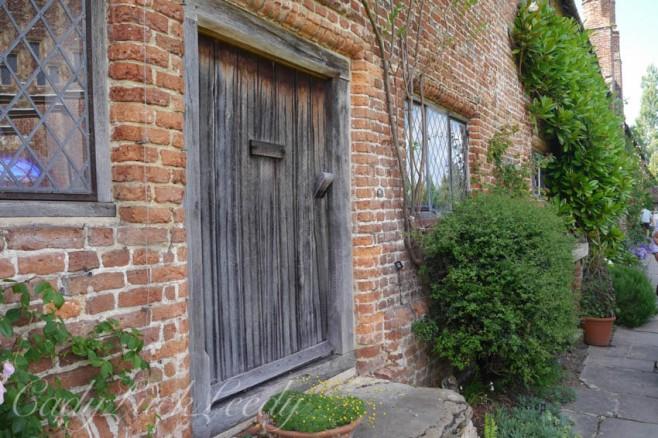 The Back of the Main House, Sissinghurst, Kent, UK