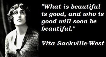 Vita Sackville-West Quote