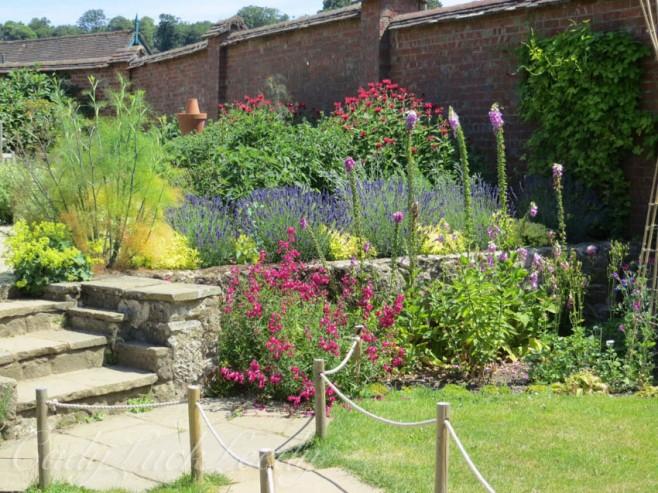 Chartwell Gardens, Westerham, Kent, UK