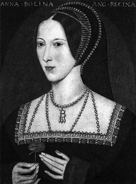 Anne Boleyn, Queen of England
