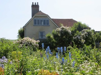 Charleston Farmhouse, Sussex, UK