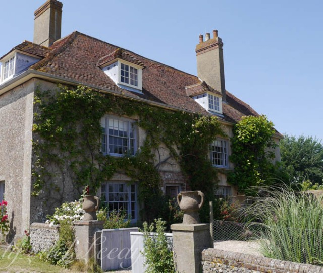 Charleston Farmhouse Home Of Vanessa Bell And Duncan Grant
