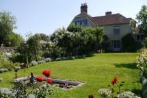 Charleston Farmhouse, Sussex, UK