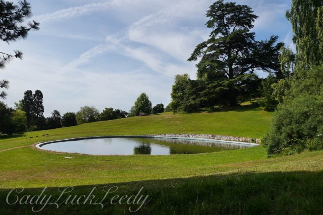 The Open Grounds of Chartwell, Kent, UK