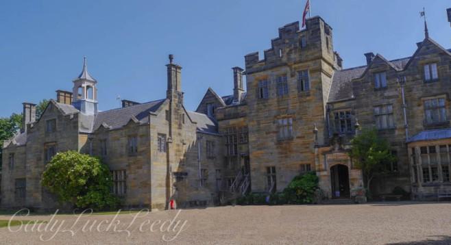 Scotney Castle, Lamberhurst, Kent, UK