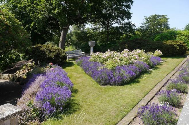 Scotney Castle Garden, Lamberhurst, Kent, UK